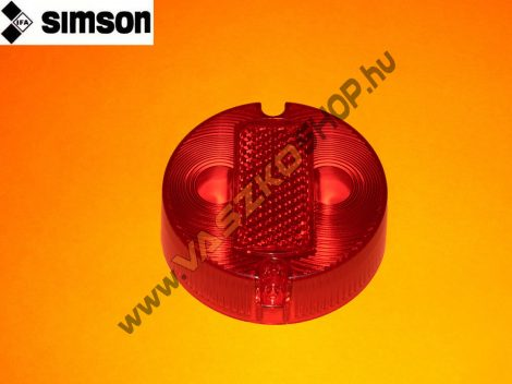 Lámpabúra hátsó Simson S50