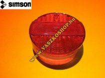 Lámpabúra hátsó Simson S51