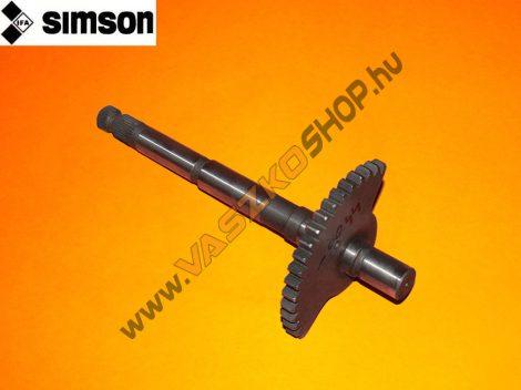 Berugó tengely Simson S50