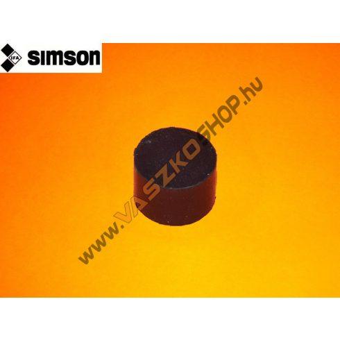 Szivató dugattyú gumidugó Simson