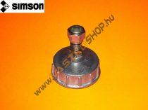 Karburátor fedél Simson S50