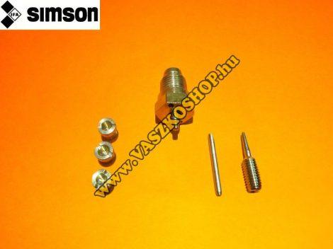 Karburátor felújító készlet S51