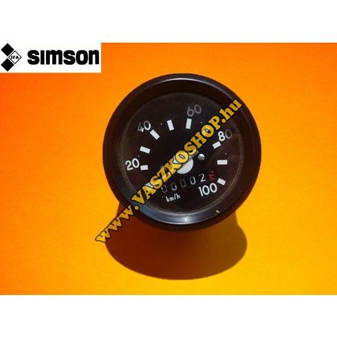 Kilóméteróra Simson S51