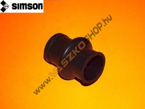 Karburátor szívógumi Simson S50/S51