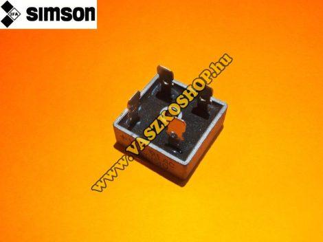 Egyenirányító Simson  S51