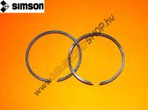 Dugattyúgyűrű Simson (több méretben)