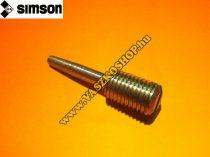 Levegő állító csavar Simson S50