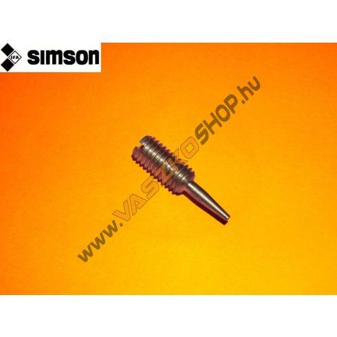 Levegő állító csavar Simson S51