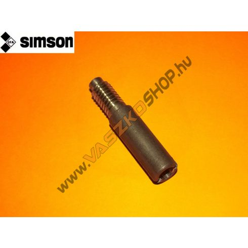 Fúvóka alapjárati Simson S50