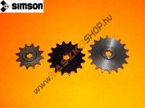 Lánckerék Simson S50 (z11-z18)