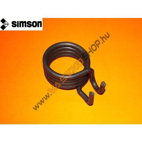 Berugó olló rugó Simson S50
