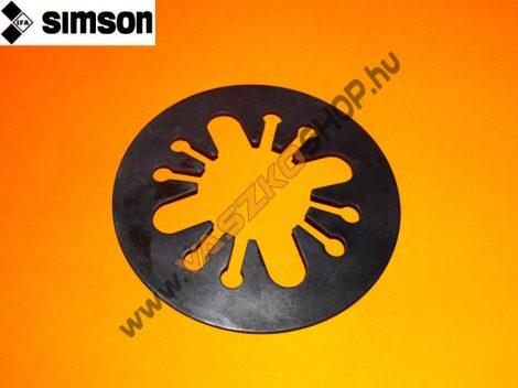 Kuplung tányér rugó S51