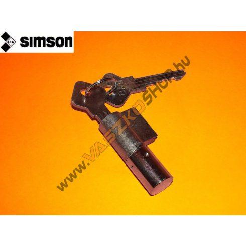 Kormányzár rövid Simson