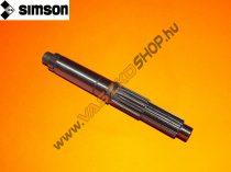 Kuplung tengely Simson S51