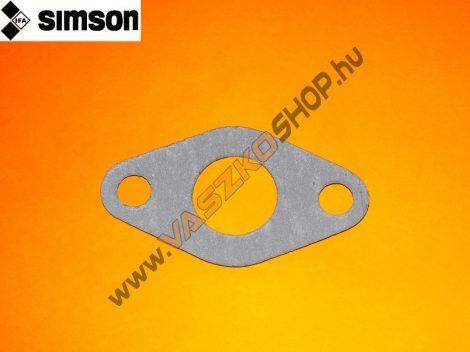 Szívótorok tömítés (2mm) Simson S50/S51