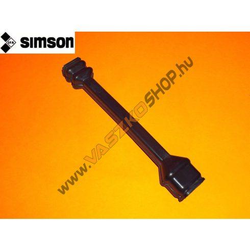Láncvédő gumi Simson Roller