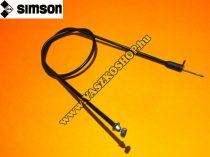 Szivatóbowden rövid (780mm) Simson