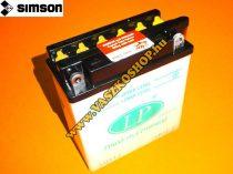 Akkumulátor 12V 5 ah