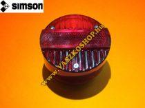 Lámpa hátsó Simson S51
