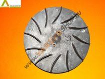 Ventilátor SP-415/3WF-3 (alu)