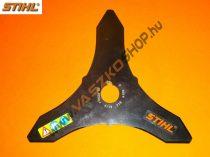 Bozótvágó kés Stihl 250mm 3 élű