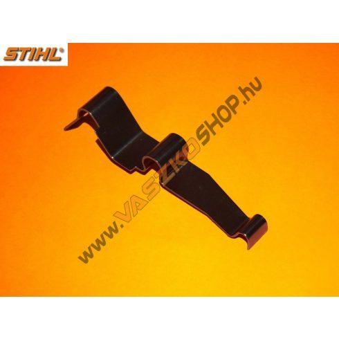 Stop kapcsoló biztosító lemez Stihl MS 170