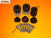 Rezgéscsillapító gumibak szett Stihl MS 390