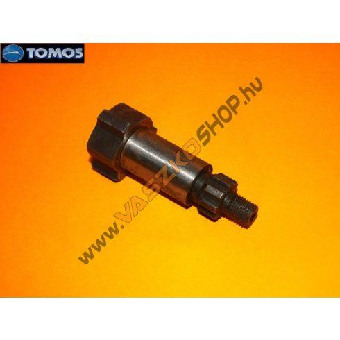 Berántó görgőtengely bordás TOMOS MP-2