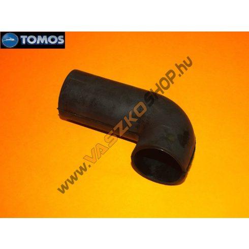 Levegőszűrő összekötő cső TOMOS (kapálógép)
