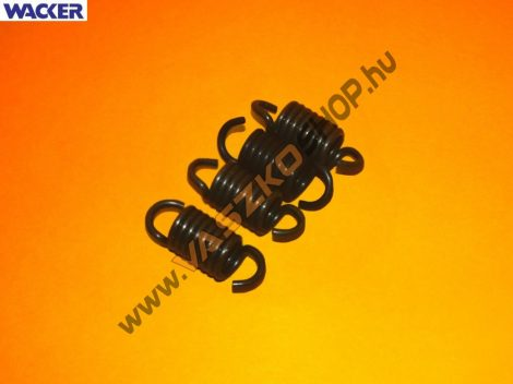 Kuplung rugó szett Wacker BH22 , BH23 , BH24