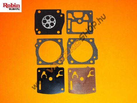 Karburátor membrán készlet Robin EC12D ( ZAMA )